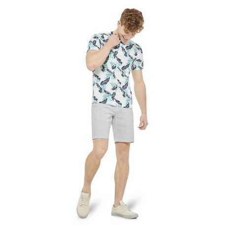 George Men's Flat Front Chino Shorts - image 5 of 6