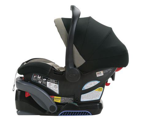 GracoR SnugRideR SnugLockTM 35 DLX Infant Car Seat HavenTM
