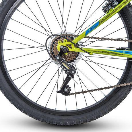 "Movelo Algonquin 24"" Boys' Steel Mountain Bike - image 4 of 8"