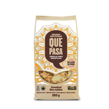 Que Pasa Unsalted Tortilla Chips - image 1 of 1