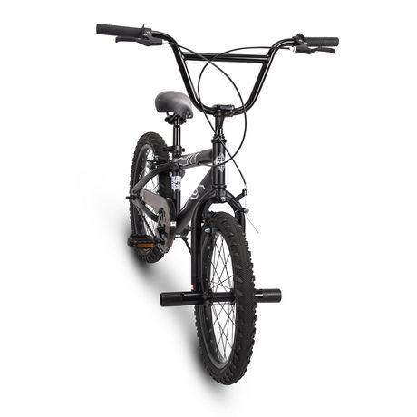 Vélo BMX Panthère Noire de Marvel de 18 po en acier pour garçons par Huffy - image 7 de 7