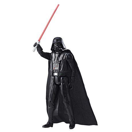 star wars rogue one figurine darth vader de 30 cm walmart canada. Black Bedroom Furniture Sets. Home Design Ideas