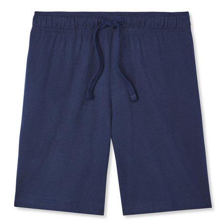 George Men's Textured Sleep Shorts - image 6 of 6