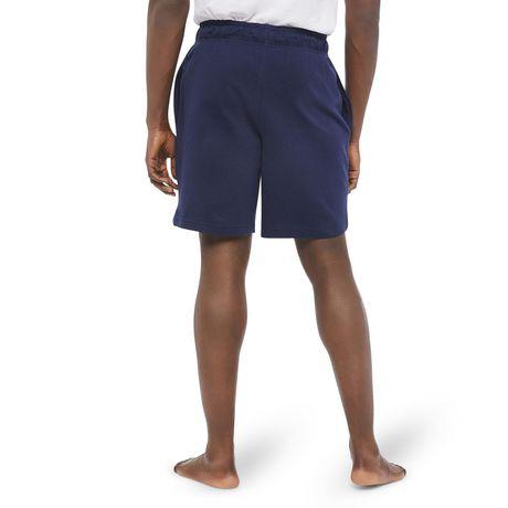 George Men's Textured Sleep Shorts - image 3 of 6