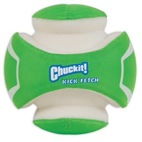 CHUCKIT! KICK FETCH MAX GLOW LARGE DOG TOY - image 2 of 4