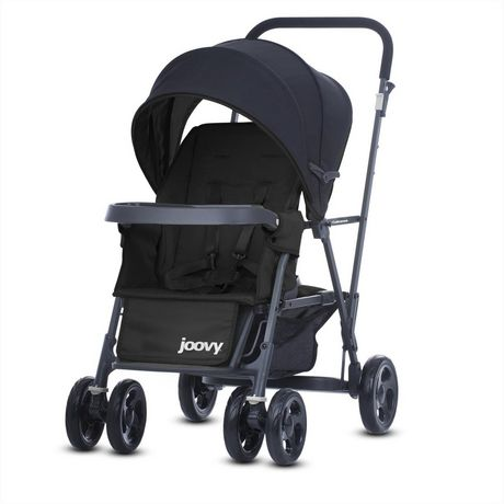 Joovy Caboose Graphite Stand-on Tandem Stroller - image 1 of 5
