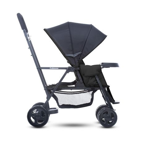 Joovy Caboose Graphite Stand-on Tandem Stroller - image 2 of 5