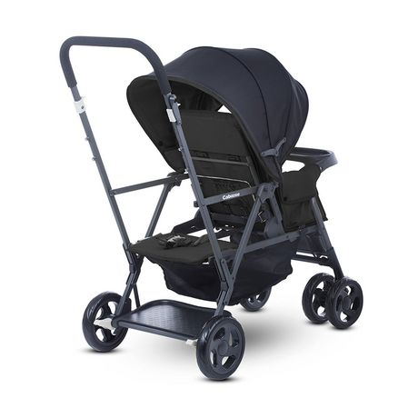Joovy Caboose Graphite Stand-on Tandem Stroller - image 3 of 5