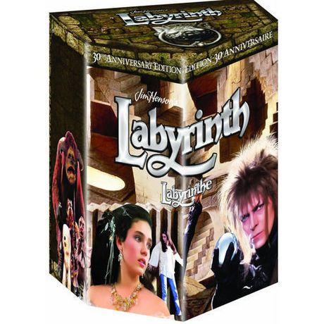 Labyrinth (Limited 30th Anniversary Edition Gift Set) (Blu-ray + ...