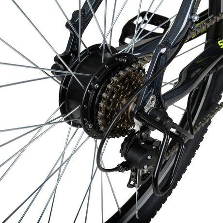 "Hyper Electric 26"" Men's Aluminum Electric Mountain Bike - image 5 of 9"