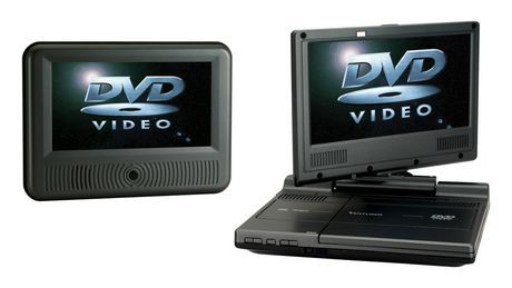 venturer 8 dual screen dvd player walmart canada. Black Bedroom Furniture Sets. Home Design Ideas