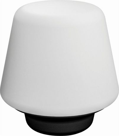 PHILIPS Hue White Ambiance Wellness Dimmable LED Smart Table Lamp - image 2 of 3