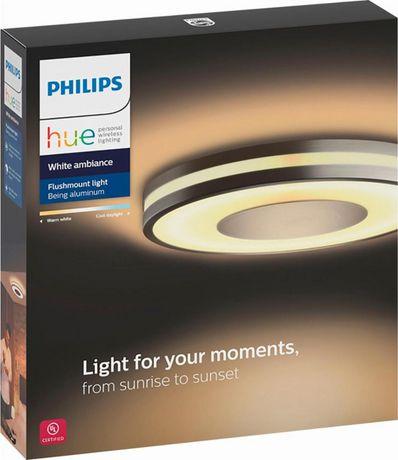 Philips Hue White Ambiance étant plafonnier - image 5 de 5
