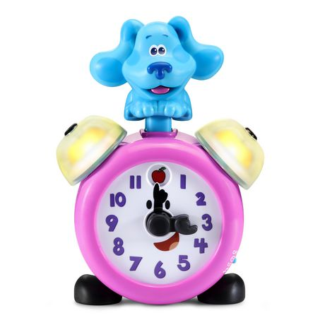 LeapFrog Blue's Clues & You!™ Tickety Tock Play & Learn Clock - English Version - image 1 of 6