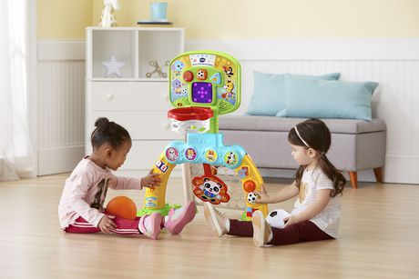 VTech Count & Win Sports Center-English Version - image 3 of 8