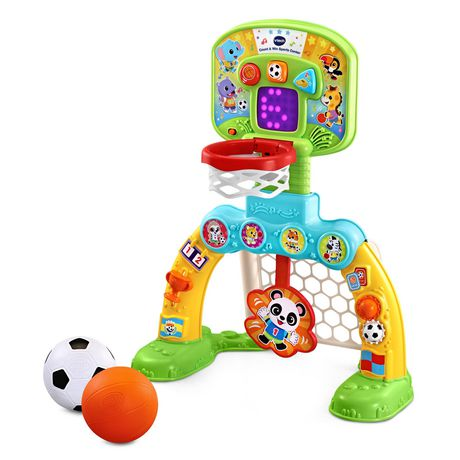 VTech Count & Win Sports Center-English Version - image 5 of 8