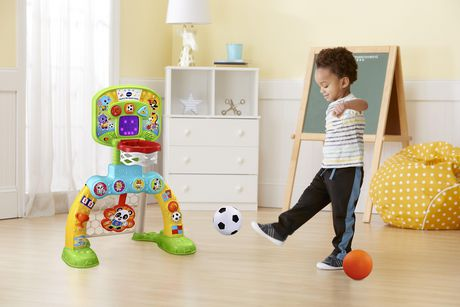 VTech Count & Win Sports Center-English Version - image 7 of 8