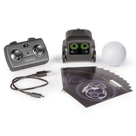 Boxer – Robot I.A. interactif (noir) avec une personnalité et des émotions, à partir de 6 ans - image 2 de 8