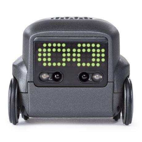 Boxer – Robot I.A. interactif (noir) avec une personnalité et des émotions, à partir de 6 ans - image 1 de 8