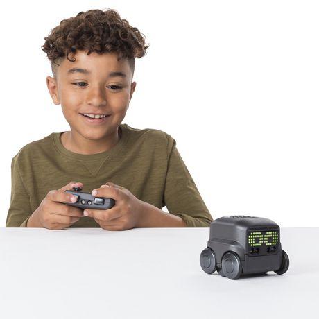 Boxer – Robot I.A. interactif (noir) avec une personnalité et des émotions, à partir de 6 ans - image 8 de 8