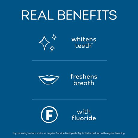 Tom's of Maine Whole Care Peppermint Natural Toothpaste with Fluoride - image 2 of 5