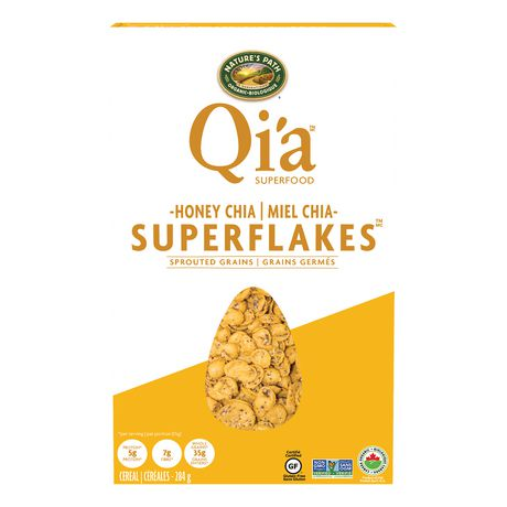 Nature's Path Qi'a Honey Chia Superflakes - image 1 of 1