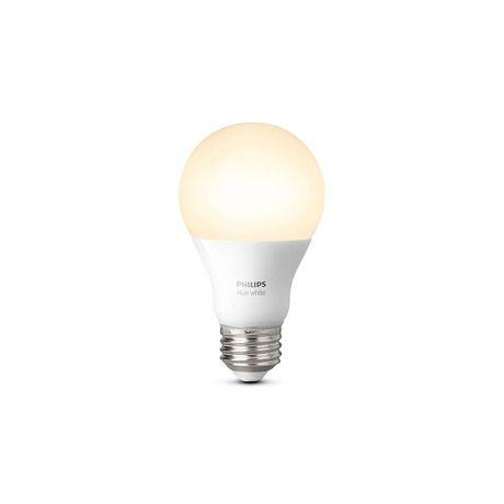 Ampoule unique blanche de Philips Hue - A19 - image 1 de 4