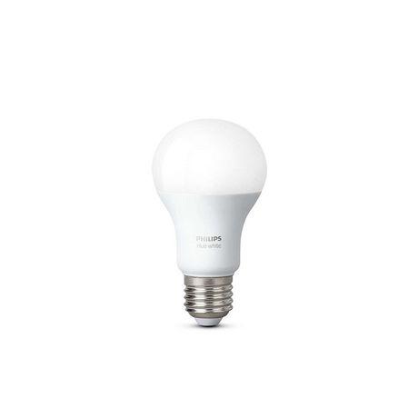 Ampoule unique blanche de Philips Hue - A19 - image 2 de 4