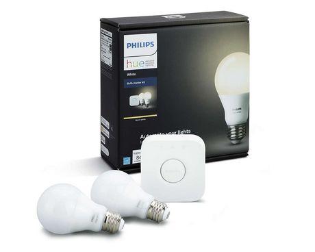 Ampoule unique blanche de Philips Hue - A19 - image 3 de 4