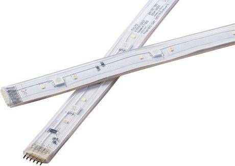 Bande d'extension d'un mètre blanche et colorée Ambiance Lightstrip Plus de Philips Hue - image 1 de 2