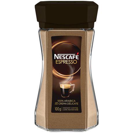 NESCAFÉ® Espresso Instant Coffee - image 1 of 3