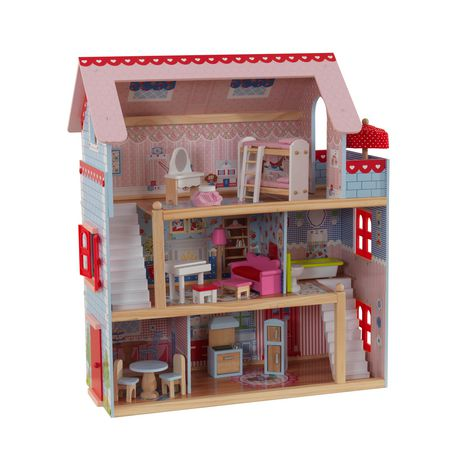 KidKraft Chelsea Doll Cottage - image 1 of 7