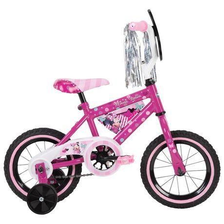 "Disney Minnie Girls' 12"" Bike, by Huffy - image 2 of 6"