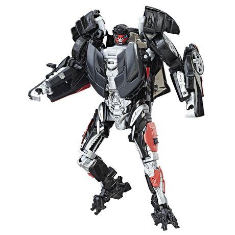 Transformers: Autobots Unite Premier Edition Deluxe Autobot Hot Rod - image 2 of 3