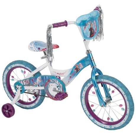 Disney Frozen 2 16-inch Girls' Bike by Huffy - image 1 of 6