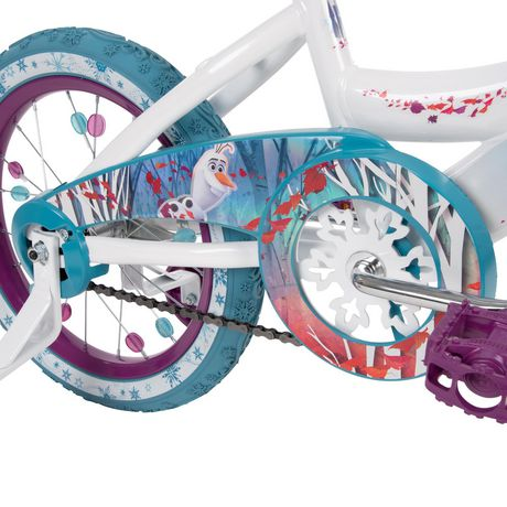 Disney Frozen 2 16-inch Girls' Bike by Huffy - image 6 of 6
