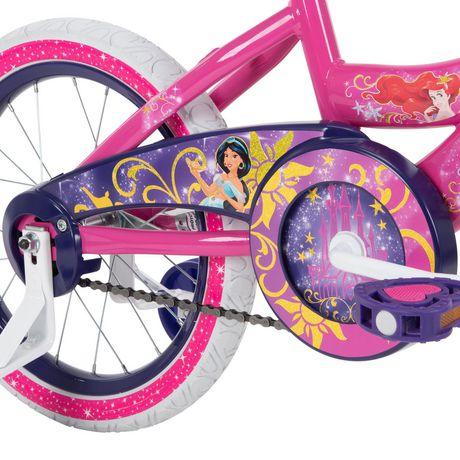 Disney Princess 16-inch Girls' Bike by Huffy - image 5 of 6