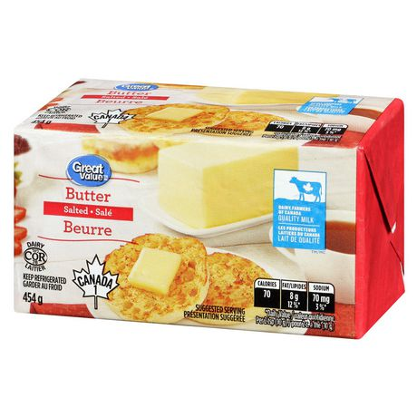 Great Value Salted Butter - image 3 of 6