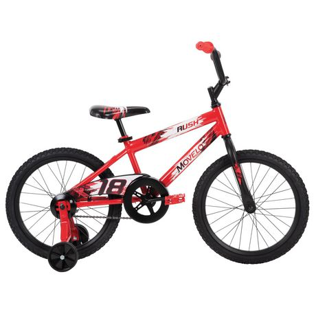 Movelo Rush 18-inch Boys Bike for Kids - image 1 of 5