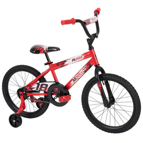 Movelo Rush 18-inch Boys Bike for Kids - image 2 of 5
