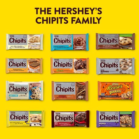 CHIPITS White Chocolate Chips - image 5 of 5