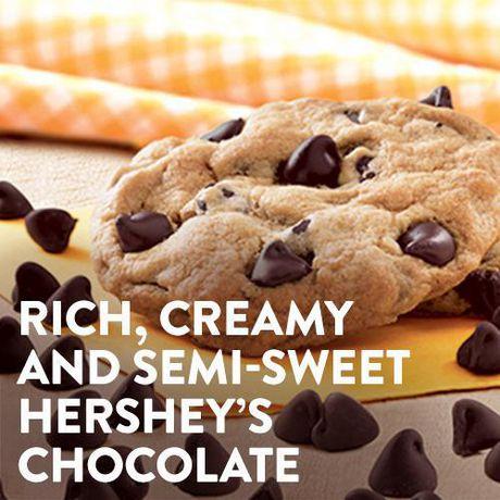HERSHEY'S CHIPITS Pure Semi-Sweet Chocolate Chips - image 4 of 6