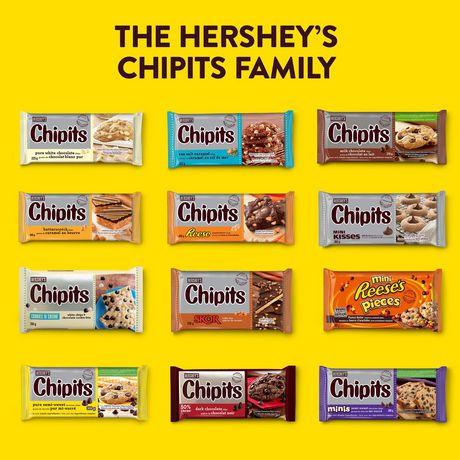 HERSHEY'S CHIPITS Pure Semi-Sweet Chocolate Chips - image 5 of 6