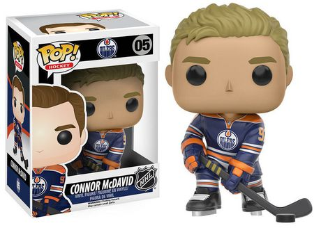 Funko Pop! Sports: NHL - Edmonton Oilers Connor McDavid - image 1 de 1