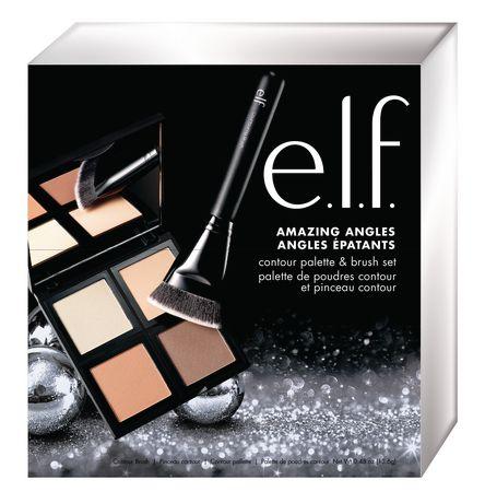e.l.f. Cosmetics e.l.f. Amazing Angles 2 Piece Contour Set - image 1 of 1