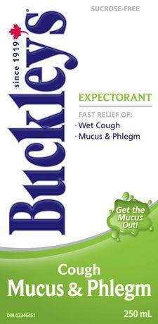 Buckley Toux Anti-mucosité - image 1 de 2