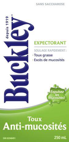 Buckley Toux Anti-mucosité - image 2 de 2