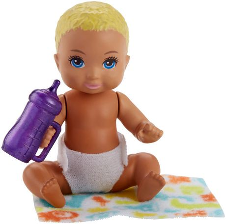 Barbie Babysitters Inc. Diaper Change Baby Accessory ...