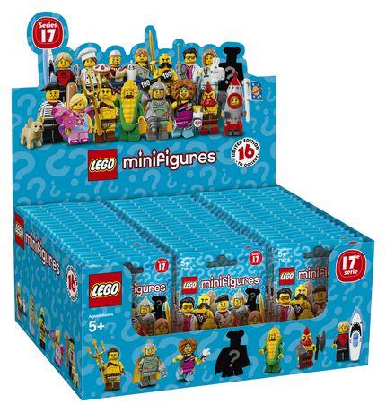 Lego Minifigures Series 17 71018 Walmart Canada