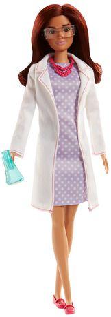 Barbie Careers Scientist Doll - image 1 of 5